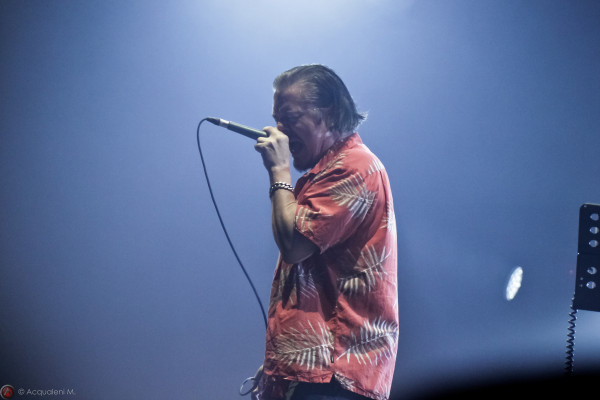 Dead Cross with Mike Patton Hellfest 2018