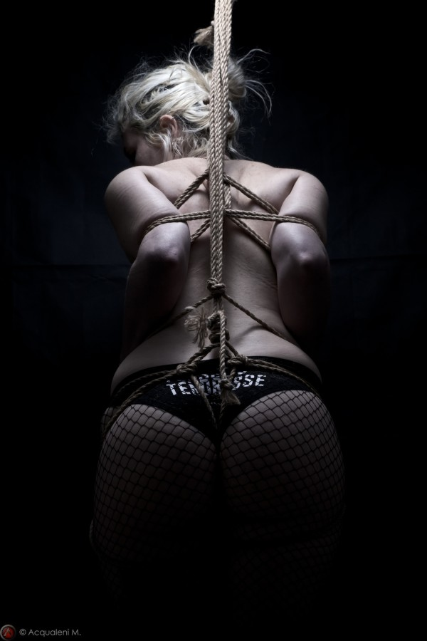 Carrie Shibari by: « Sly »