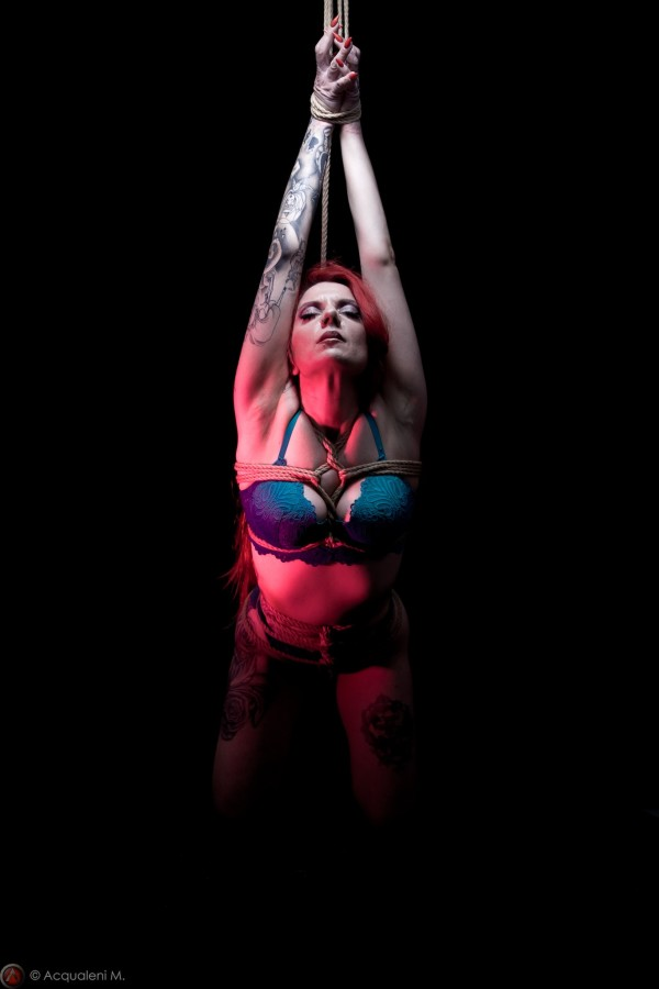"Featured Image Miss Héra Shibari by: ""Sly"""