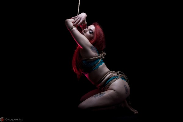 """Featured Image Miss Héra Shibari by: """"Sly"""""""