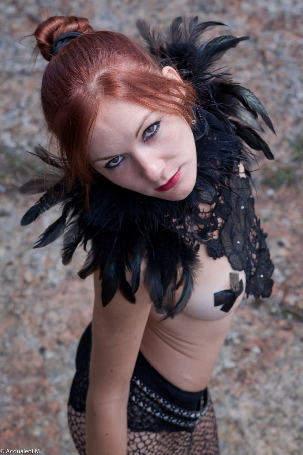 Featured Image Feathers and Gray Stone