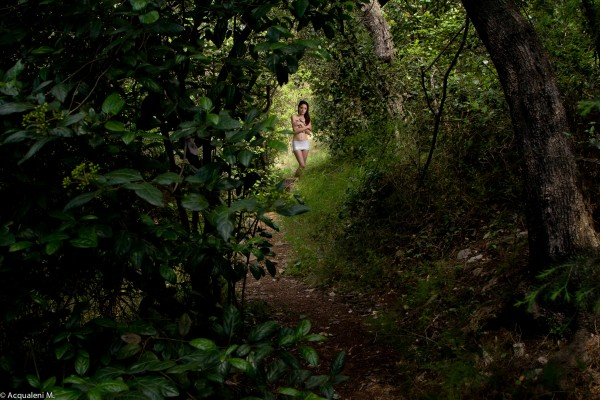 """Featured Image Cassandra """"Lost in the forest"""""""