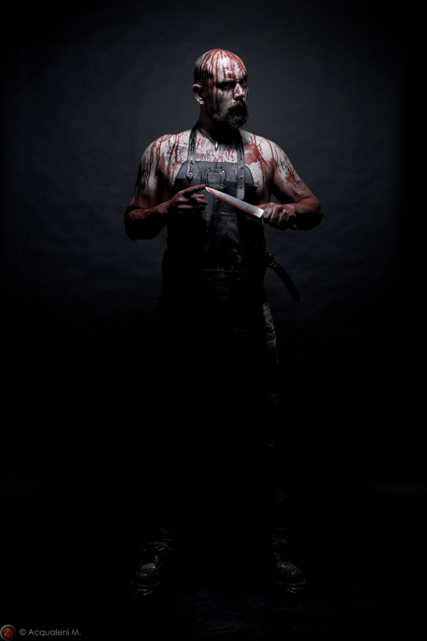Featured Image Bloody butcher