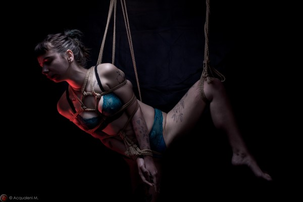 """Featured Image Fafy Shibari by: """"Sly"""""""
