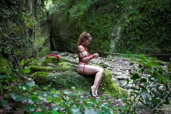 Tatiana Shibari by: «Sly» Part.01
