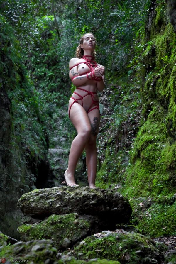 """Featured Image Tatiana Shibari by: """"Sly"""""""